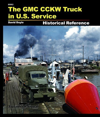 9780897477246: The GMC CCKW Truck Historical Reference