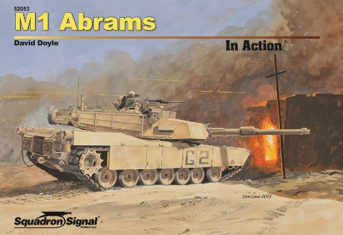 9780897477338: M1 Abrams In Action (52053)