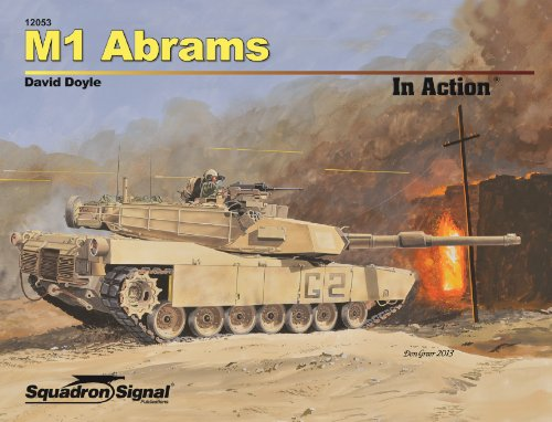 9780897477345: M1 Abrams In Action