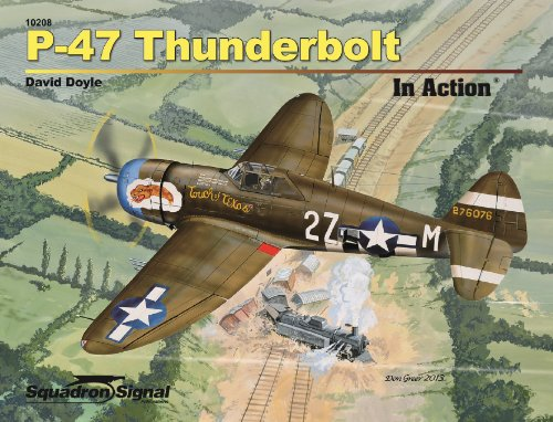 9780897477499: P-47 Thunderbolt in Action (10208)