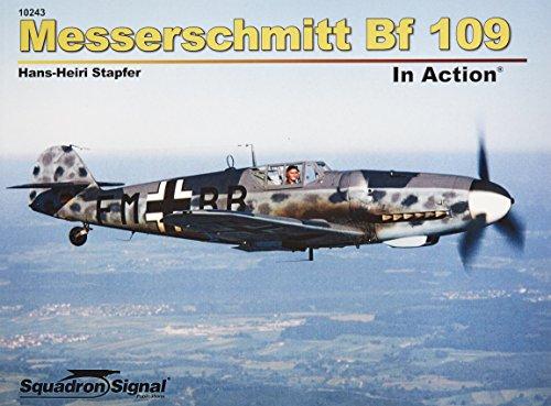 9780897478205: Messerschmitt Bf 109 in Action (In Action Series 10243)