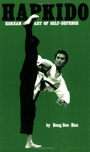 9780897500111: Hapkido: Korean Art of Self-Defense (Korean Arts Series)
