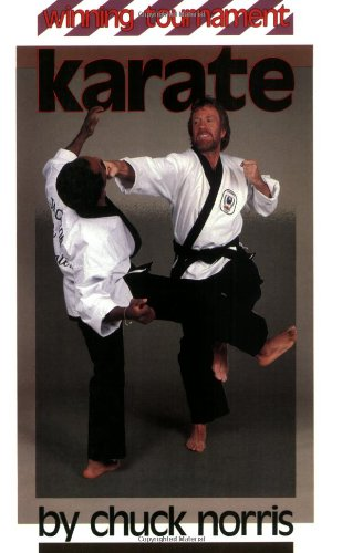 Winning Tournament Karate: Norris, Chuck