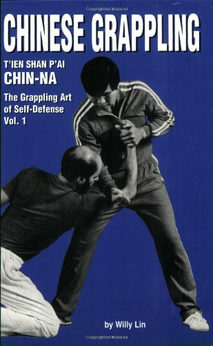 Chinese Grappling: CHIN-NA, Vol.1 (Literary Links to the Orient): Lin, Willy