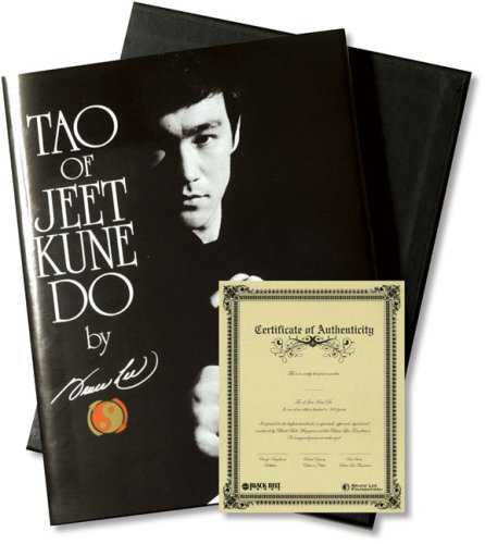 9780897501439: Tao of Jeet Kune Do (Limited Edition)