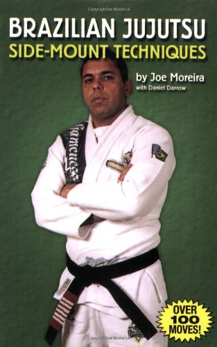 9780897501453: Brazilian Jujutsu: Side-Mount Techniques