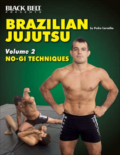 9780897501514: Brazilian Jujutsu Volume 2: No-GI Techniques