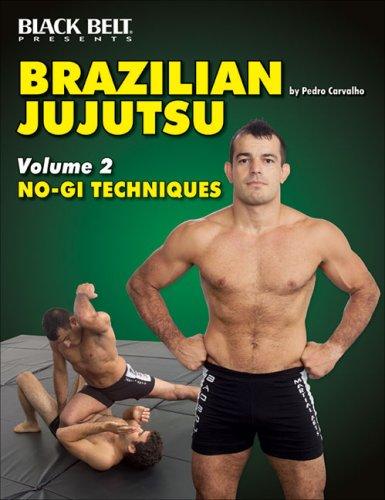 9780897501514: Brazilian Jujutsu Volume 2: No-GI Techniques