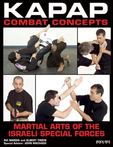 9780897501613: Kapap Combat Concepts: Martial Arts of the Israeli Special Forces