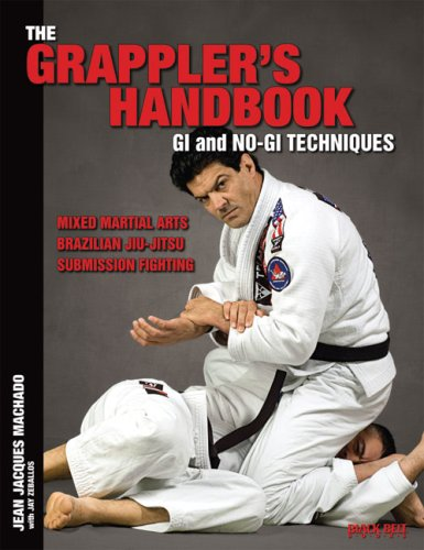 9780897501835: The Grappler's Handbook Vol.1: GI and No-GI Techniques: Mixed Martial Arts, Brazilian Jiu-Jitsu, Submission Fighting