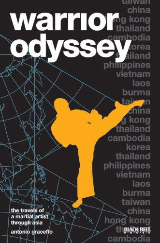 9780897501903: Warrior Odyssey: The Travels of a Martial Artist Through Asia