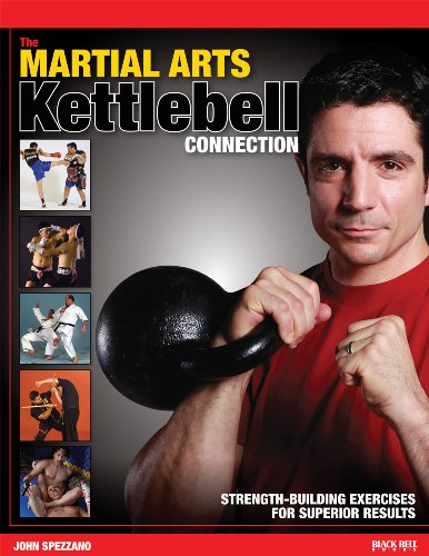 9780897501934: The Martial Arts/Kettlebell Connection: Strength-Building Exercises for Superior Results