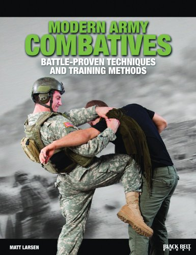 9780897502047: Modern Army Combatives: Battle-Proven Techniques and Training Methods
