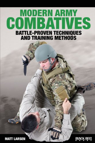9780897502078: Modern Army Combatives: Battle-Proven Techniques and Training Methods