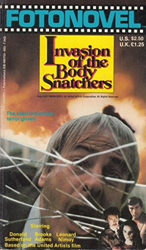 9780897520034: Invasion of the Body Snatchers