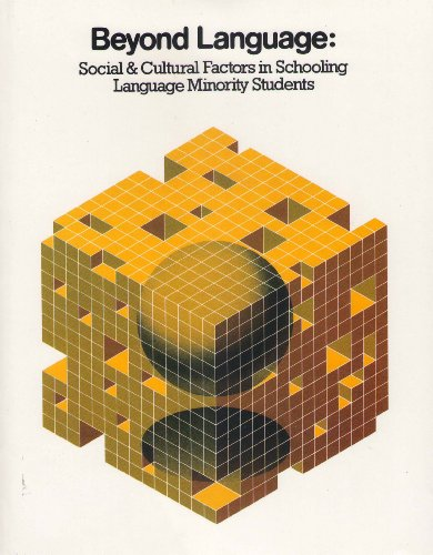 9780897550246: Beyond Language: Social and Cultural Factors in Schooling Language Minority Students