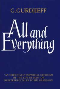 9780897560207: All and Everything: Beelzebub's Tales to His Grandson