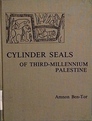 9780897573221: Cylinder seals of third-millennium Palestine