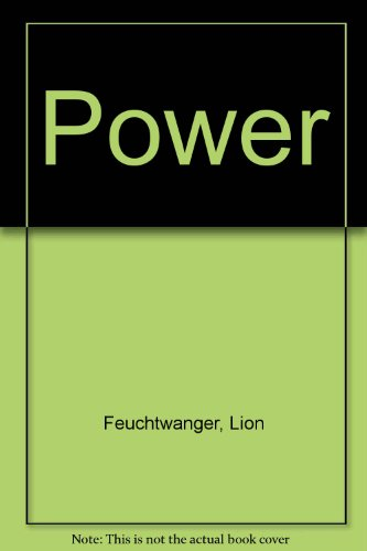 9780897602389: Power