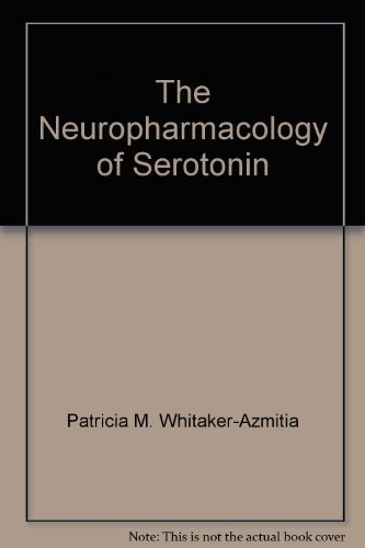 9780897666107: The Neuropharmacology of Serotonin