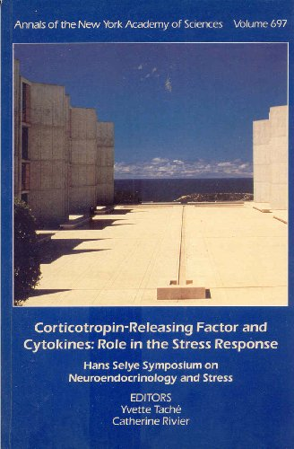 9780897668163: Corticotropin-Releasing Factor and Cytokines: Role in the Stress Response (Annals of the New York Academy of Sciences)