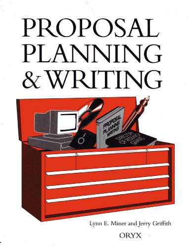 9780897747264: Proposal Planning and Writing