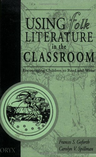 9780897747479: Using Folk Literature in the Classroom: Encouraging Children to Read & Write