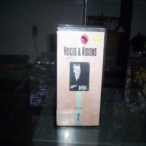 9780897762557: Hart Crane (Video Tape: Voices & Visions Series, 60 Minutes) (VHS)
