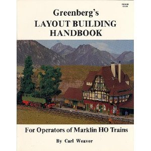 9780897780605: Greenberg's Layout Building Handbook for Operators of Marklin Ho Trains