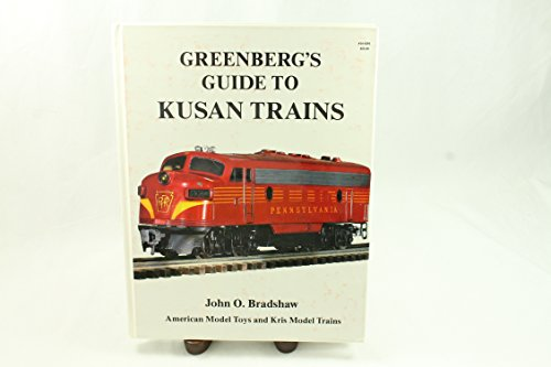 9780897780735: Greenberg's Guide to Kusan Trains