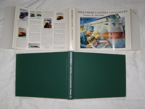 Greenberg's Lionel Catalogues Volume III, 1933-1942: Greenberg, Bruce C.