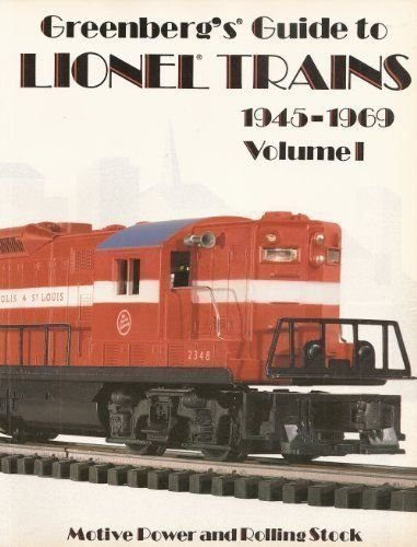 9780897781923: Greenberg's Guide to Lionel Trains 1945-1969: Motive Power and Rolling Stock Including Accessories