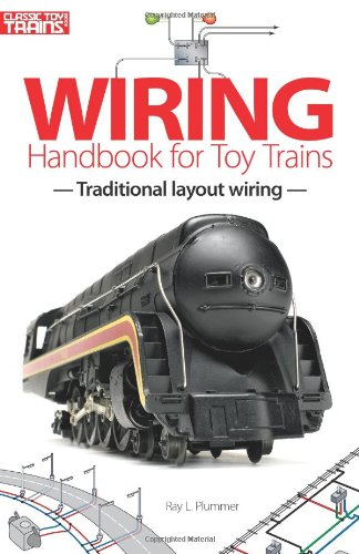 9780897785334: Wiring Handbook for Toy Trains (Classic Toy Trains Books)