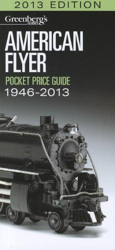 9780897785457: American Flyer Pocket Price Guide 2013