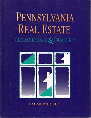 9780897879453: Pennsylvania real estate: Fundamentals & practice