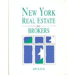 9780897879507: New York real estate for brokers