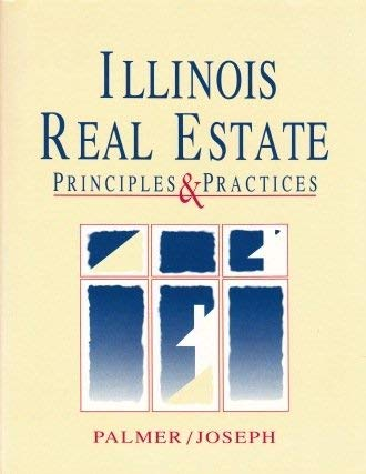 9780897879538: Illinois Real Estate: Principles and Practices