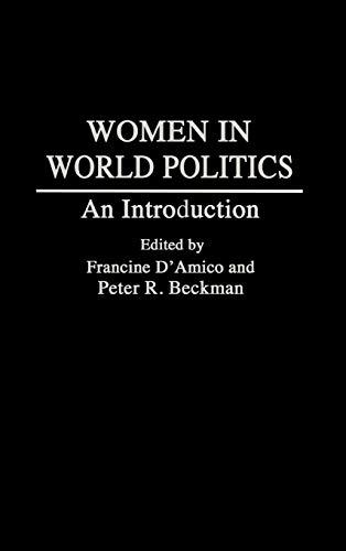 9780897894104: Women in World Politics