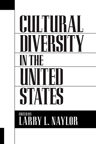 9780897894791: Cultural Diversity in the United States