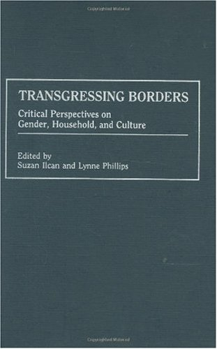 9780897895187: Transgressing Borders: Critical Perspectives on Gender, Household, and Culture
