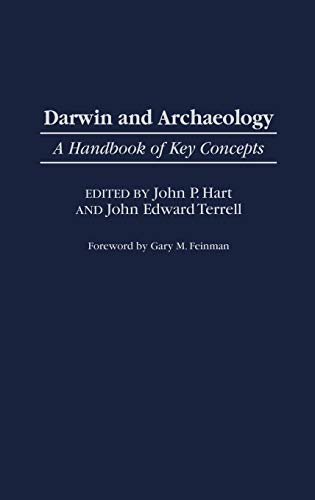 9780897898782: Darwin and Archaeology: A Handbook of Key Concepts