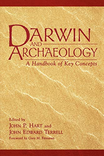 9780897898799: Darwin and Archaeology: A Handbook of Key Concepts