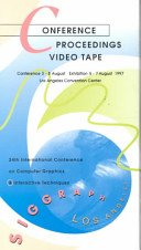 9780897918961: Siggraph 97 Conference Proceedings [VHS]