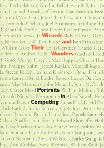 9780897919609: Wizards and Their Wonders: Portraits in Computing