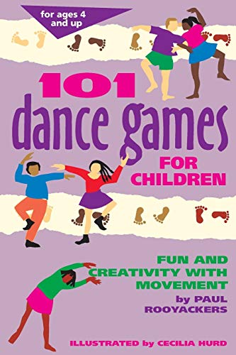 9780897931717: 101 Dance Games for Children: Fun and Creativity with Movement (SmartFun Activity Books)