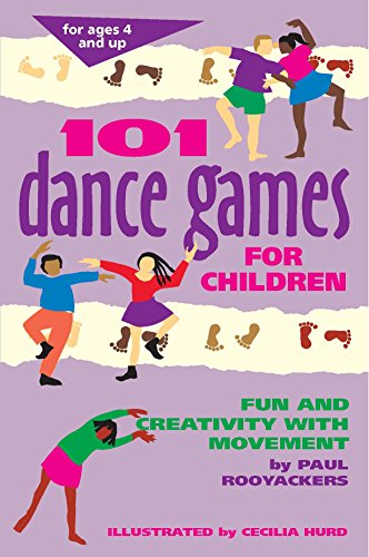 9780897931724: 101 Dance Games for Children: Fun and Creativity with Movement (SmartFun Activity Books)