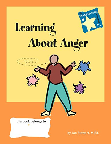 9780897933094: Learning About Anger (The STARS LifeSkills Program) (Stars: Steps to Achieving Real-Life Skills)