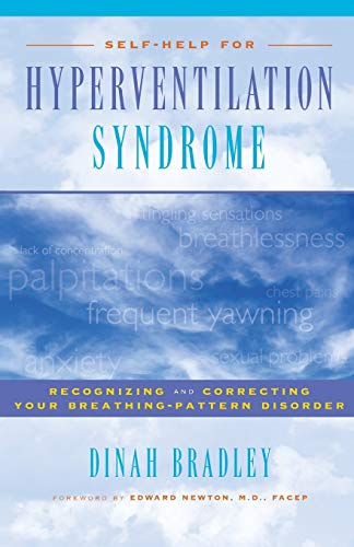 9780897933483: Self-Help for Hyperventilation Syndrome: Recognizing and Correcting Your Breathing Pattern Disorder