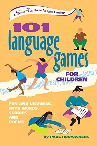9780897933698: 101 Language Games for Children: Fun and Learning with Words, Stories and Poems (Smartfun Activity Books)