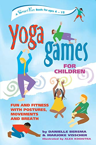 9780897933896: Yoga Games for Children: Fun and Fitness with Postures, Movements and Breath (SmartFun Activity Books)